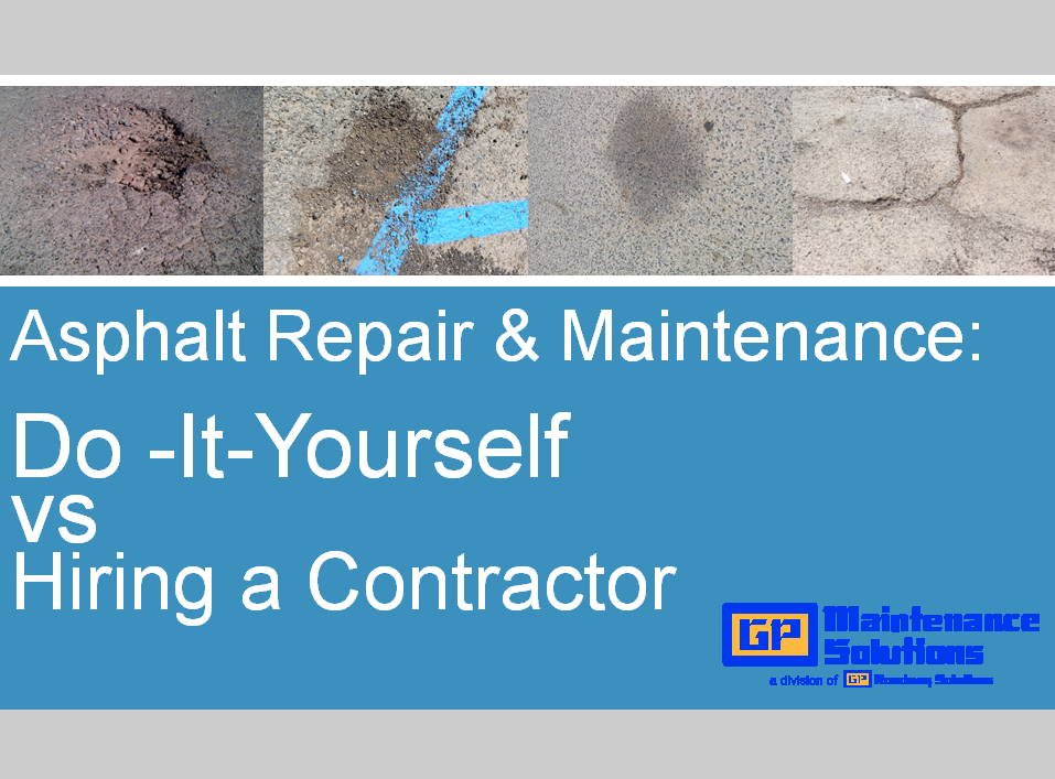 Asphalt Repair and Maintenance Seminar