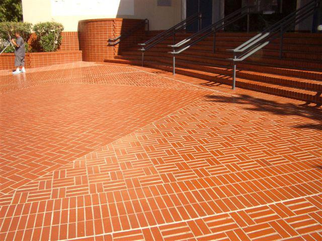 Sealers for Decorative Brick Pavers G P Maintenance Solutions
