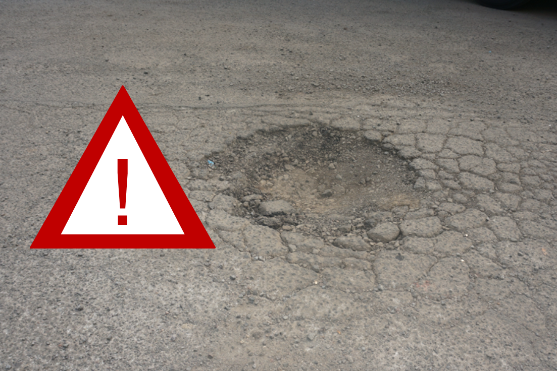 3 Warning Signs of Asphalt In Distress