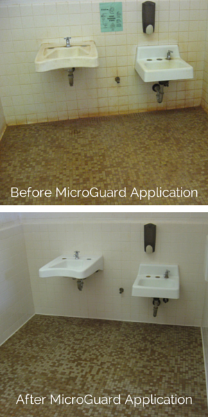 Tile Surface Sealer | G P Maintenance Solutions | Honolulu