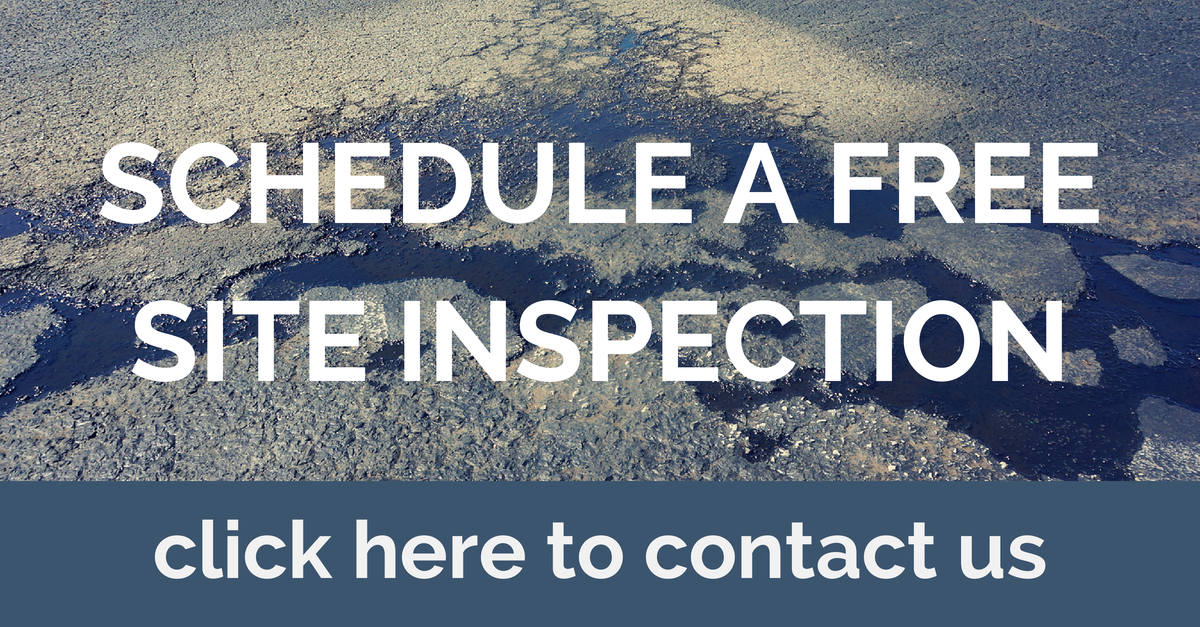 click to schedule site inspection